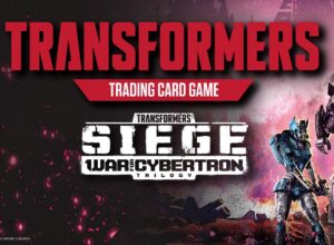 Transformers TCG Constructed toernooi @ GameForce